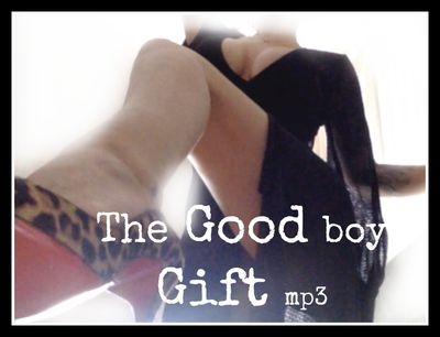 Goddess Madam Violet - The Good boy Gift