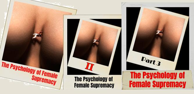 Goddess Hypnotica - Psychology of Female Supremacy Parts 1-3 - Femdom MP3