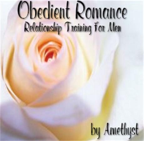 Amethyst - Obedient Romance (Femdom Erotic Hypnosis MP3)