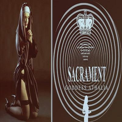 Goddess Athalia - Sacrament MP3
