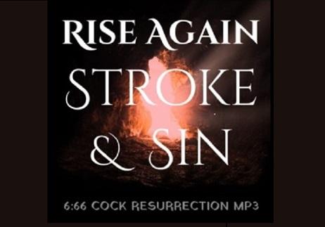 Stormy Petrelle - Rise Again: Stroke & Sin - Femdom MP3