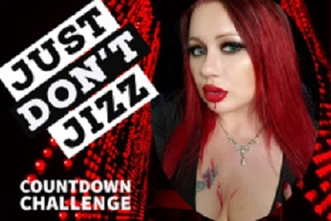 Goddess Lycia - Just Don't Jizz - Countdown Challenge - Femdom MP3