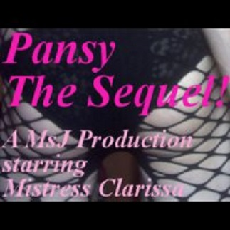 Mistress Clarissa - Pansy The Sequel - Femdom MP3