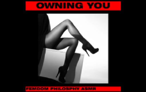 Binaural Erotic Trance - Owning you - Femdom Philosophy ASMR - Femdom MP3