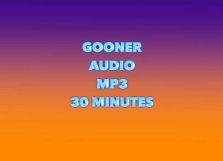 Bratty Bunny - Audio GOON MP3