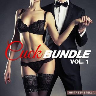 Mistress Stella - Cuck Bundle Vol. 1 - Femdom MP3