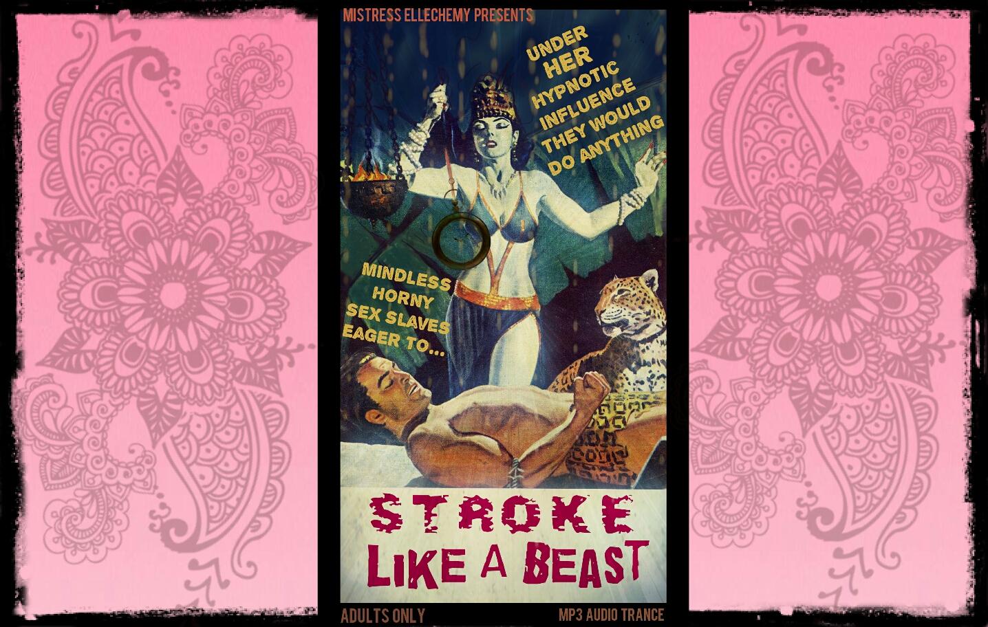 Ellechemy - Stroke Like A Beast