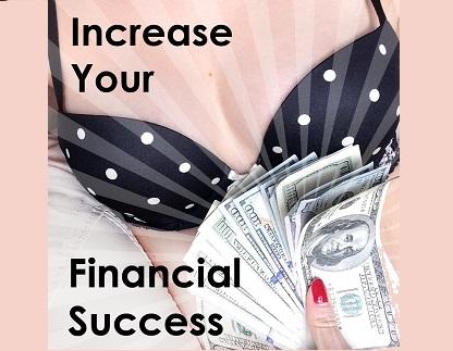 Glitter Goddess - Increasing Your Financial Success - Femdom MP3
