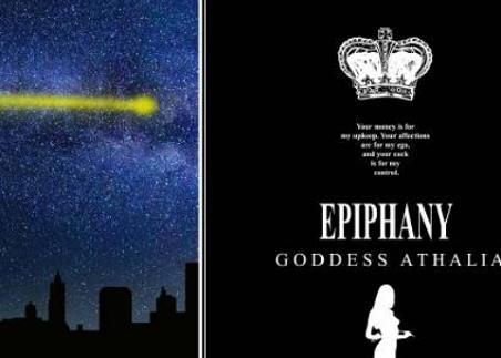 Goddess Athalia - Epiphany - Femdom MP3