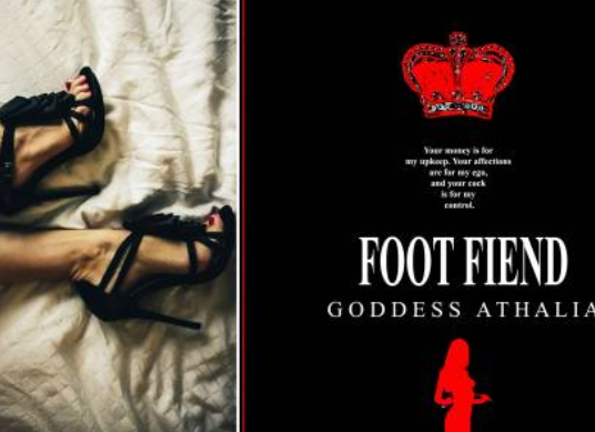 Goddess Athalia - Foot Fiend