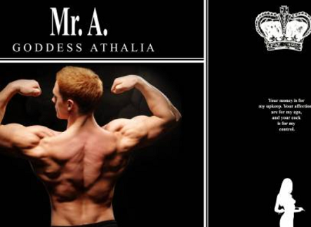 Goddess Athalia - Mr. A - Femdom MP3