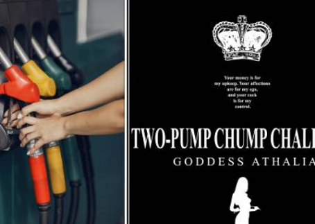 Goddess Athalia - Two Pump Chump Challenge PE Intense Training - Humiliation - Femdom MP3
