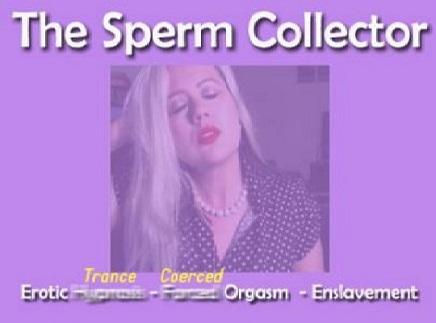 Goddess Lycia - Sperm Collector - Femdom MP3