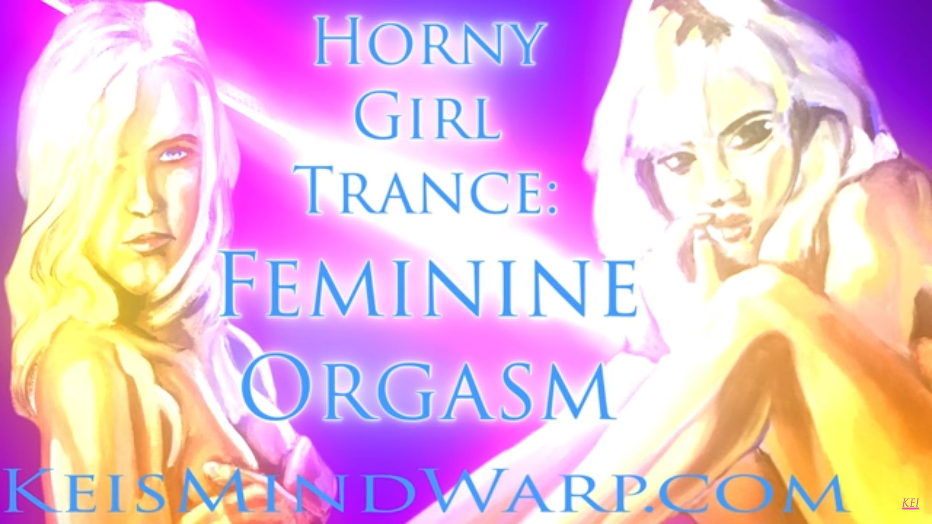 Horny Girl Trance Orgasm (MP3)