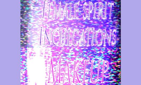 Kei - Demon Girl - Female Spirit Inculcations Makeup