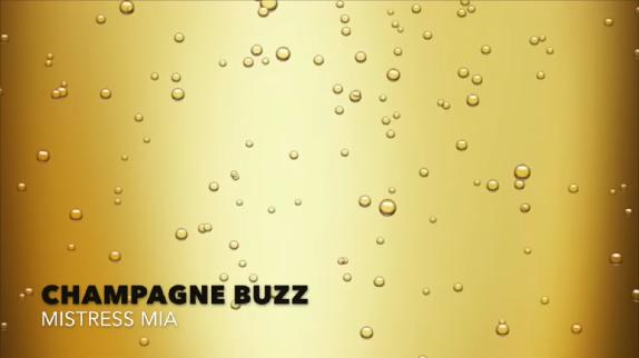 Mia Croft - Champagne Buzz Femdom MP3 - New Year