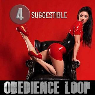 Mia Croft - Obedience Loop 4 - Suggestible - Femdom MP3