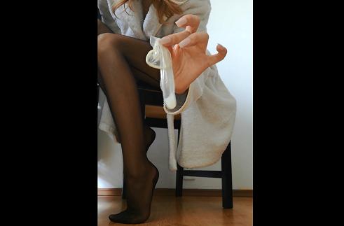 Mistress Marvelous - Nakarmie cie sperma prawdziwego mezczyzny cioto - Cuckolding