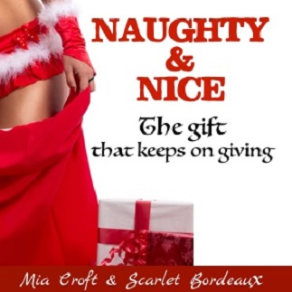 Mia Crost and Scarlet Bordeaux - Naughty Nice - Femdom MP3 - New Year