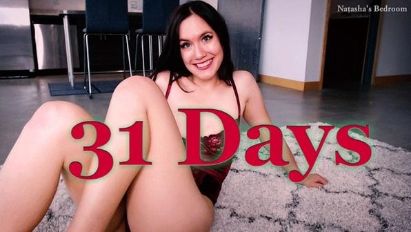 Natashas Bedroom - 31 Days Of Christmas Calendar - New Year