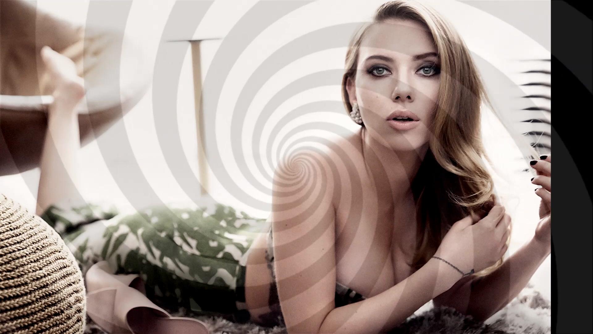 Scarlett Johansson - Celebrity Crush Erotic Hypnosis - Femdom MP3