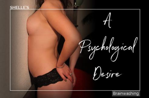 Shelle Rivers - A Psychological Desire - Femdom MP3
