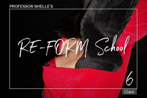 Shelle Rivers - Professor Shelles Re Form School - Class 6 - Femdom MP3