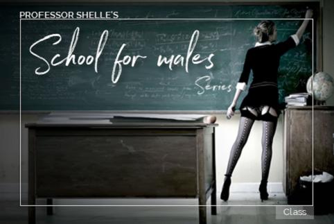 Shelle Rivers - Shelle's School For men Classes 1-8