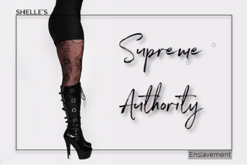 Shelle Rivers - Supreme Authority - Femdom MP3
