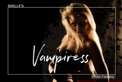 Shelle Rivers - Vampiress - Femdom MP3