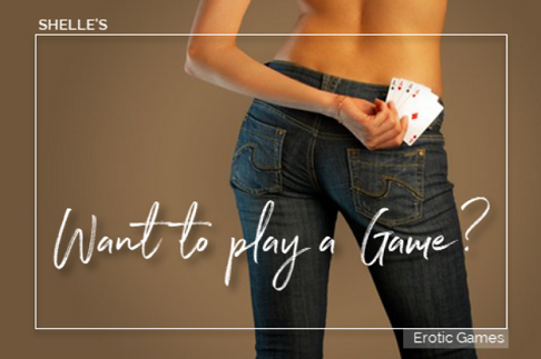 Shelle Rivers - Want to play a game - Femdom MP3