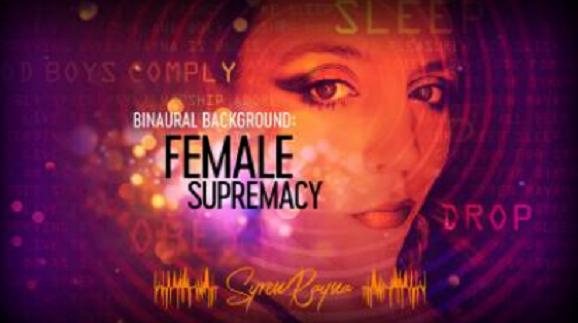 Syren Rayna - Binaural Background - Female Supremacy - Femdom MP3