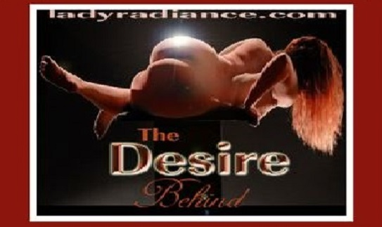Lady Radiance - The Desire Behind