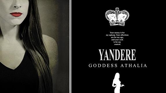Goddess Athalia - Yandere