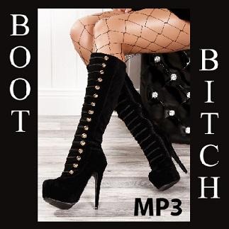 Mistress Leslie - Boot Bitch - Femdom MP3