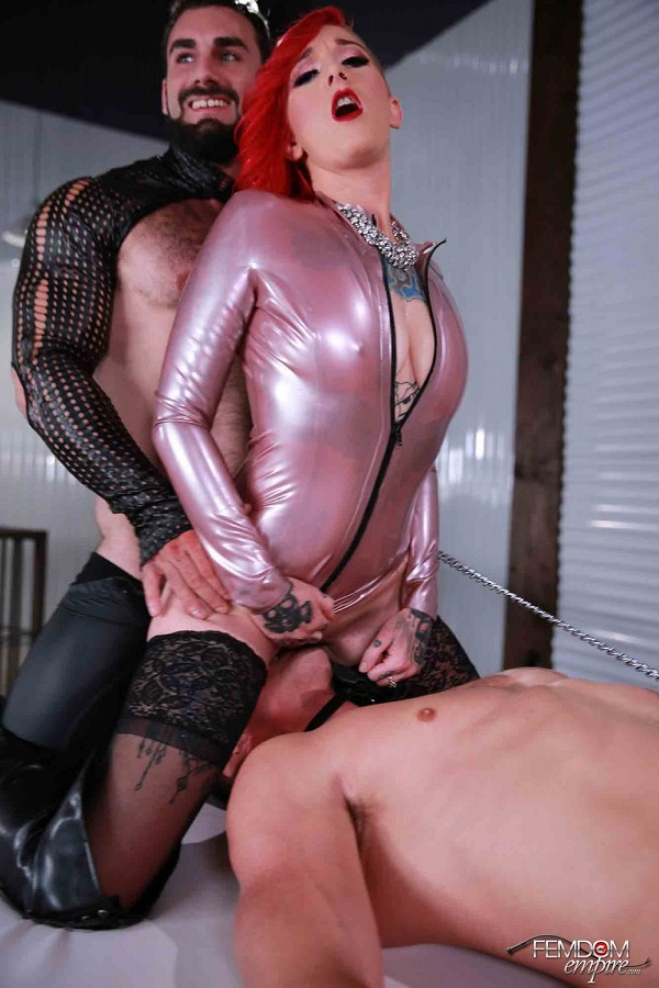 Sully Savage Cuckold - Femdom Empire Photos - Femdom Pictures