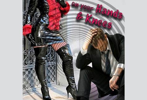 Mistress Leslie - On your Hands & Knees - Femdom MP3