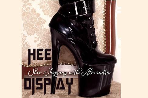 Mistress Alexandra - FHP1 - Heel Display - Femdom MP3