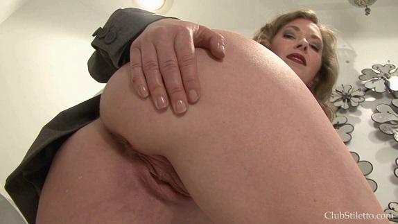 Club Stiletto FemDom - Mistress T - Swallow and Lick me