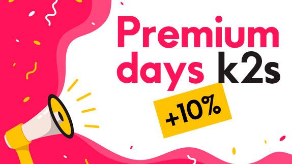 More Premium Days