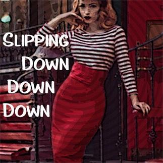 Mistress Leslie - Slipping Down Down Down - Femdom MP3